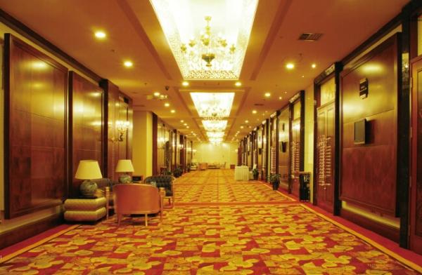 酒店固装木门