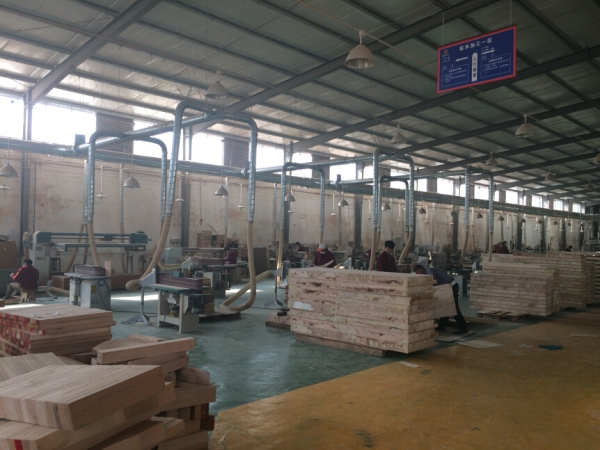 Donggang production line