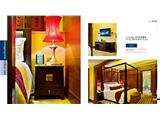 饰面板和木门客房系列