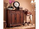 高端霸气的整木家装美式家具