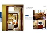 木门的质量客房系列